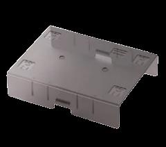 MZ6623 アクセスフロア用コンセントⅡ型保護カバー4コ口用