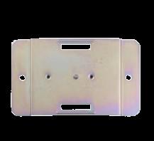 ジョイントボックス用取付台2分岐・VVF用(取付ねじ付)