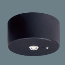 一般形非常照明選定表(パナソニック)直付型 LED中天井用(~6m) ブラック