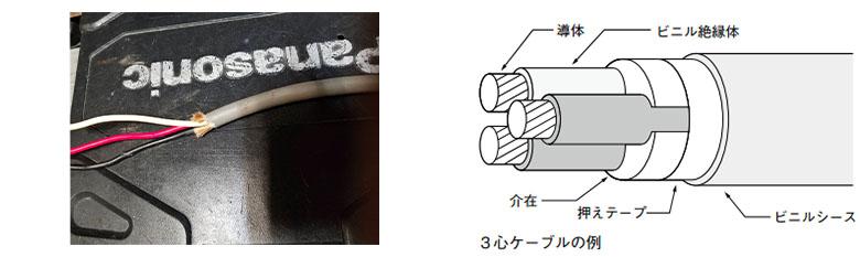 VVR/SVケーブル画像